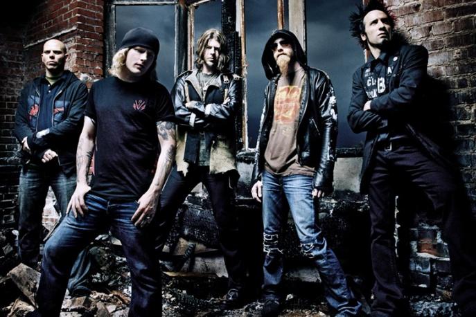 Lider Stone Sour o konceptualnym albumie