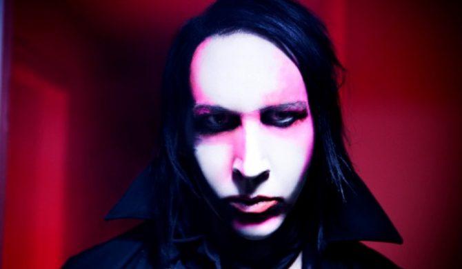 Marilyn Manson wita okrutny świat – video