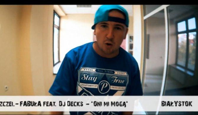 "Rap One Shot: Bezczel / DJ Decks – ""Mogą"""