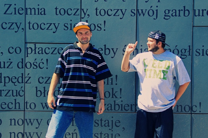 """PREMIERA W CGM.pl: Okoliczny Element feat. Reno """"W witrynach zakupy"""" – audio"""