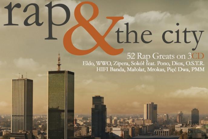 Rap & The City już w przedsprzedaży