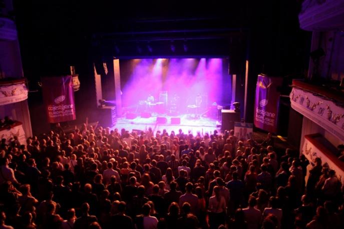Konkurs dla młodych zespołów na Europejskich Targach Muzycznych