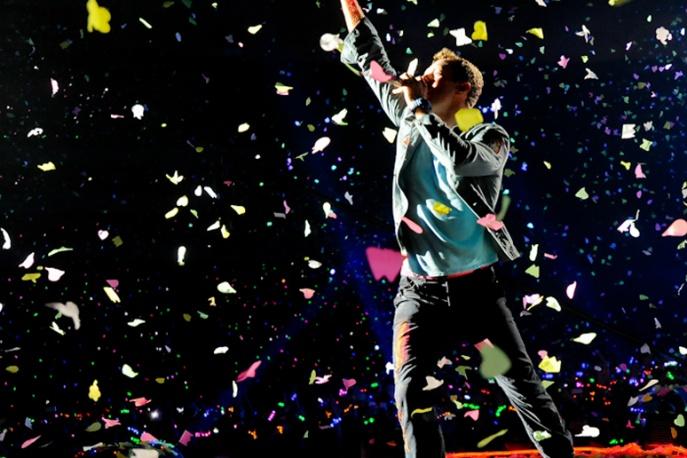 Komiksowy teledysk Coldplay – video