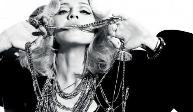 Madonna dziś na Bemowie