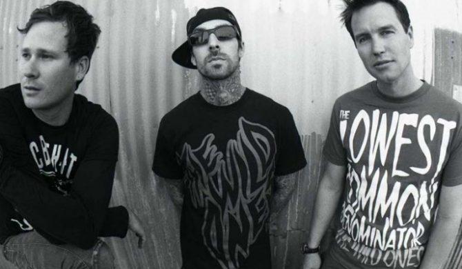 Blink-182 nagrywają nową płytę