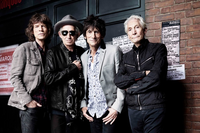 The Rolling Stones śpiewają The Beatles – video
