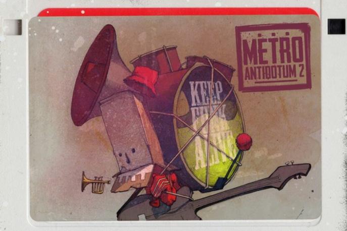 "Metro – ""Dj`s Tribute"" (audio)"