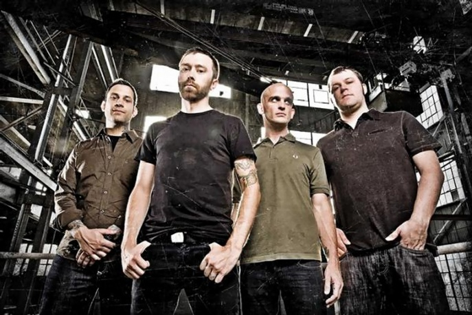 Dziś Rise Against