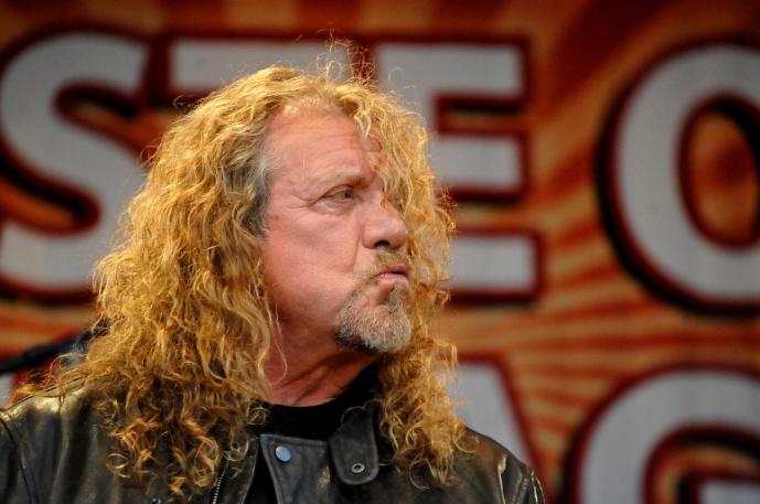 Robert Plant nagrał z Primal Scream