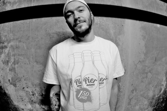 Robert M wyda hip-hopowy album