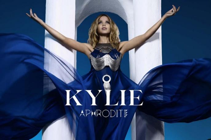Kylie Minogue zaczęła nagrywać nową płytę