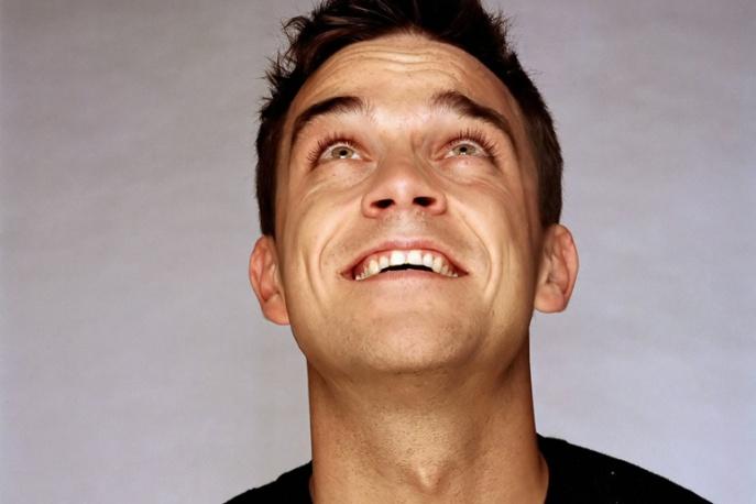 Robbie Williams znów króluje na Wyspach