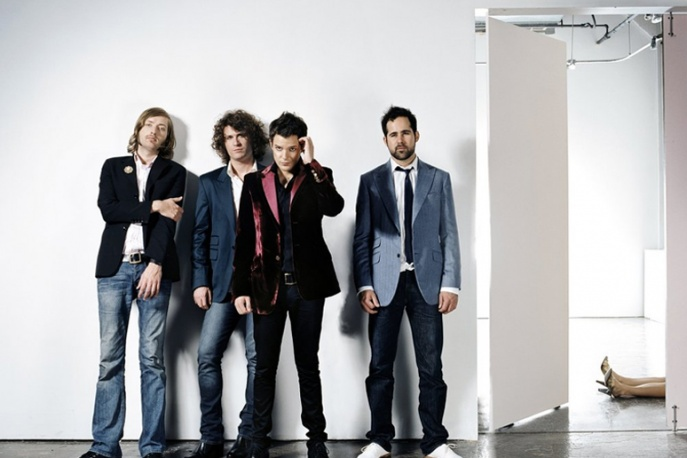Lider The Killers nagra z Muse?
