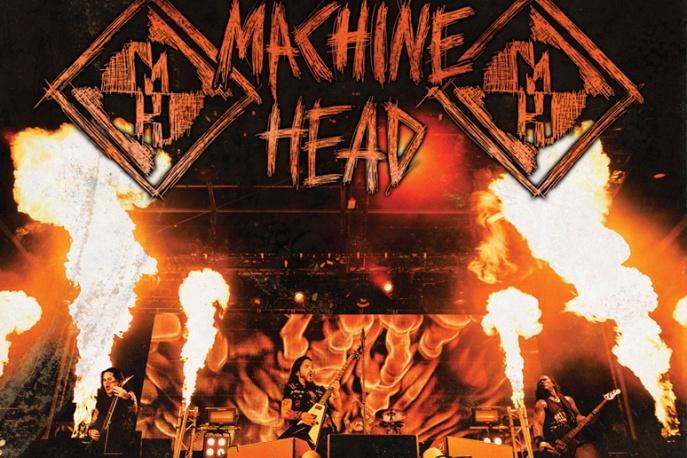 Koncertówka Machine Head już w sprzedaży