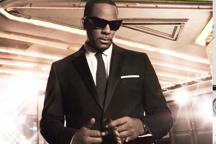 R Kelly opowiada o nowym albumie