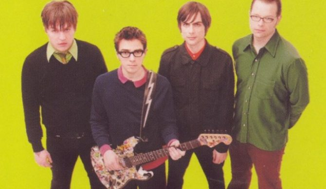 Weezer zapowiada premierę nowego singla