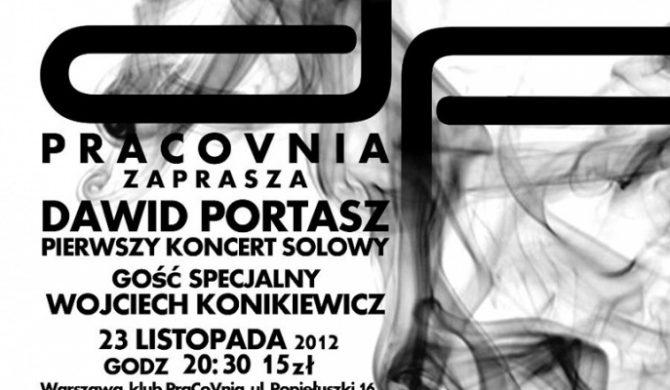 Dawid Portasz i Wojciech Konikiewicz w Warszawie