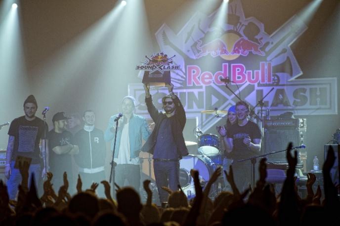 Fisz Emade Tworzywo zwycięzcami Red Bull Soundclash!