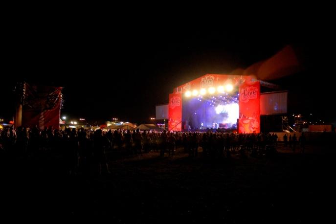 Jutro start Coke Live Music Festival