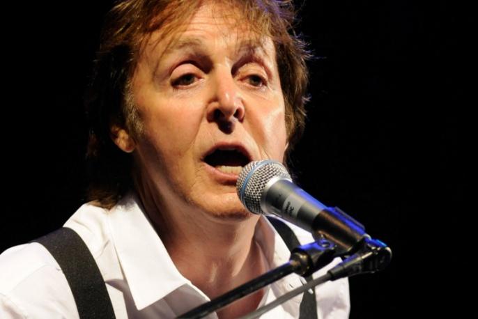 Świąteczna piosenka Paula McCartneya – audio