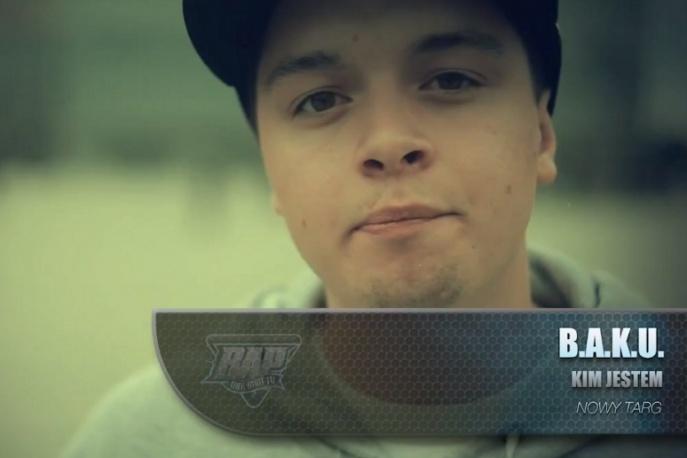 "B.A.K.U. – ""Kim Jestem"" – prod. Big Rooth aka Teken (video)"