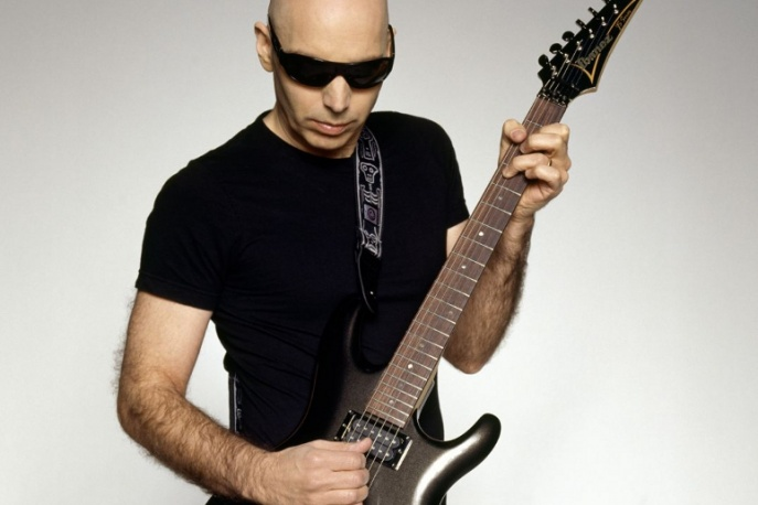Joe Satriani na jedynym polskim koncercie