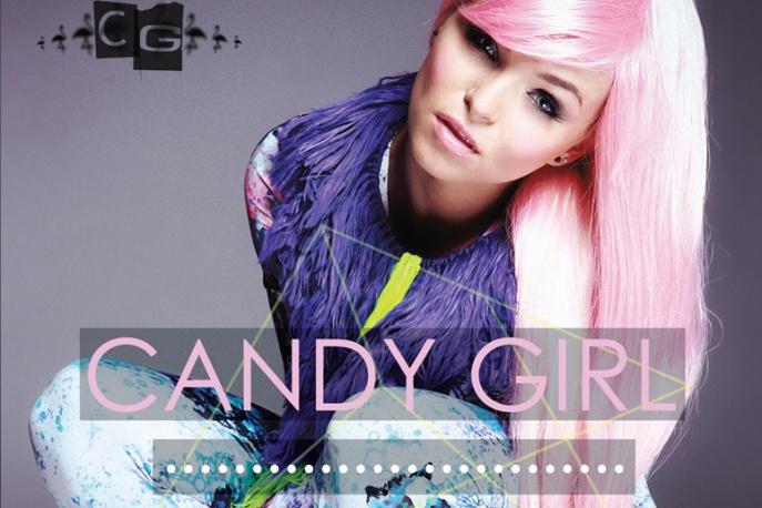 Nowy album Candy Girl już w sprzedaży