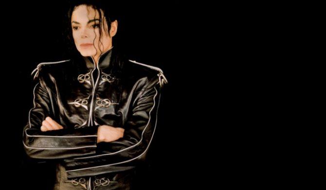 Michael Jackson w krakowskiej Alei Gwiazd