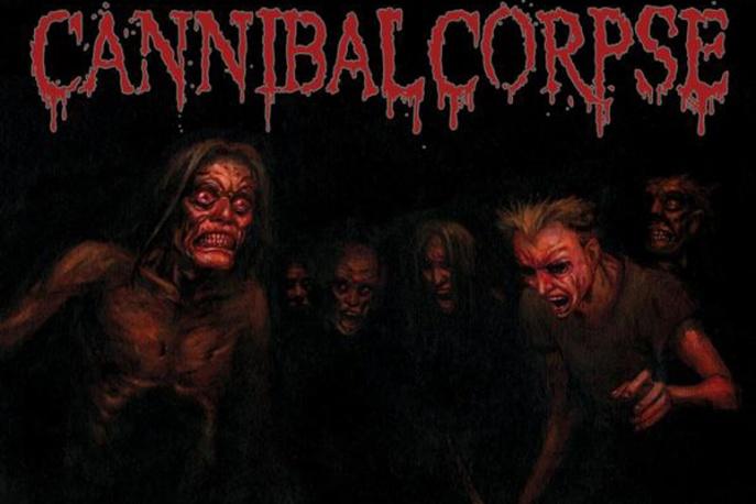 Cannibal Corpse W Krakowie