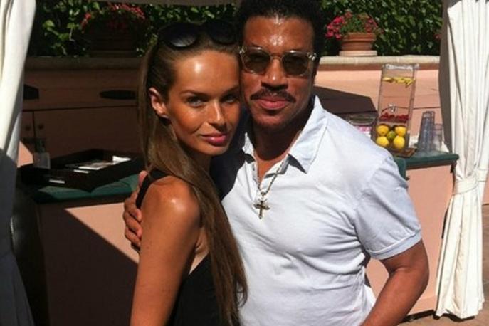 Kasia Sowińska nagrała z Lionelem Richiem?