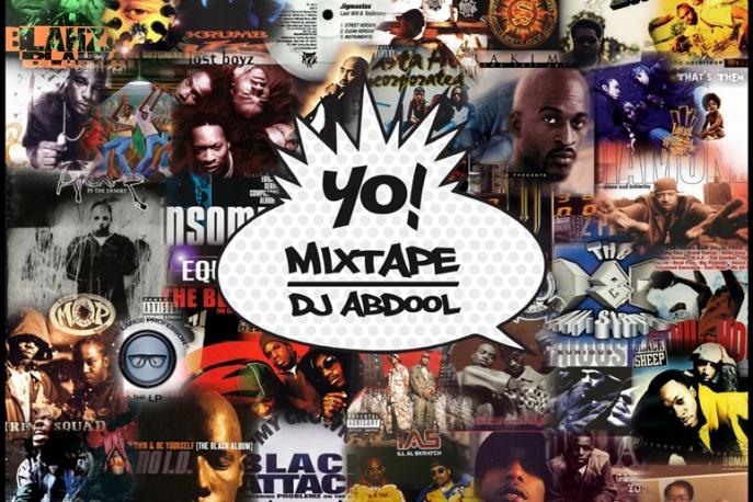 Solowy mixtape DJ Abdoola