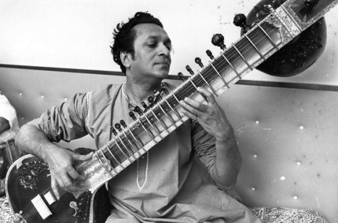 Zmarł Ravi Shankar