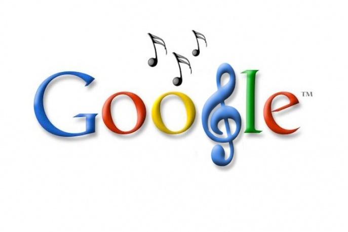 Wyszukiwarka Google zdominowana przez muzykę
