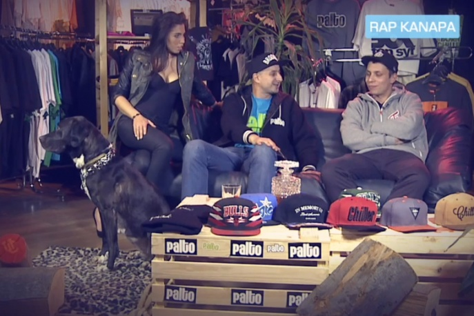 """Rap Kanapa"" (odc. 1) – video"