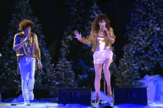 Ramona Rey śpiewa po polsku w rosyjskiej telewizji