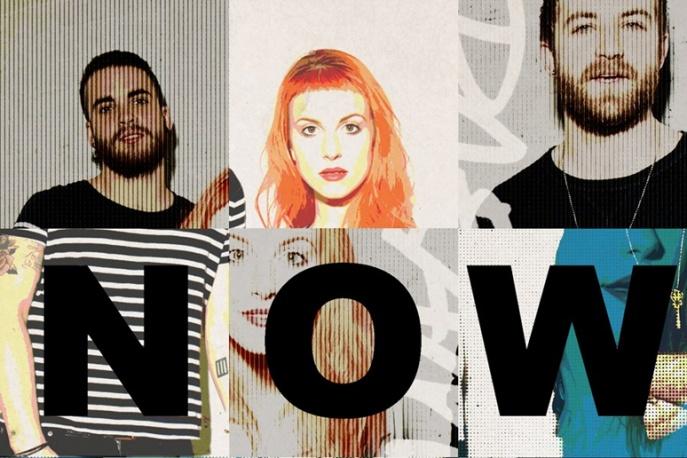 Paramore zapowiadają album – video