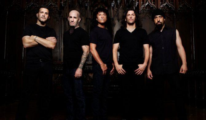 Anthrax grają Rush