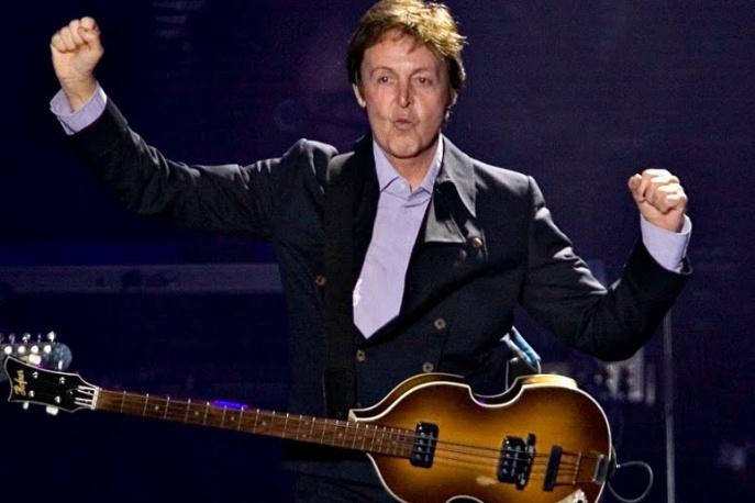 Nieznany utwór Paula McCartneya