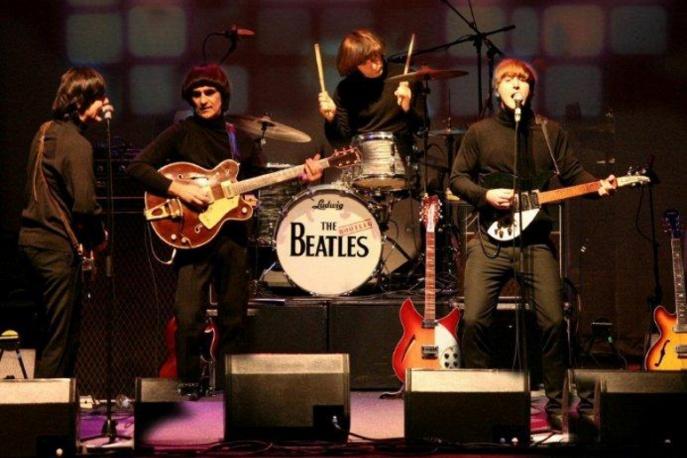 Spędź Walentynki z The Beatles!