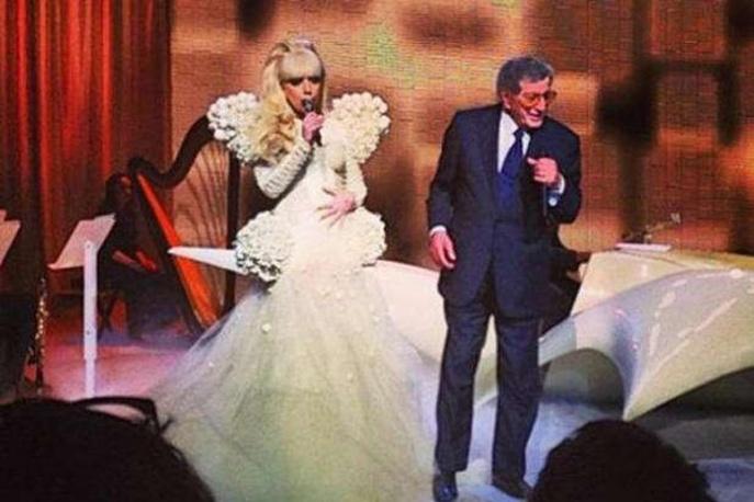 Lady Gaga nagra jazzowy album
