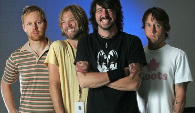 Olimpijczyk słuchał Foo Fighters