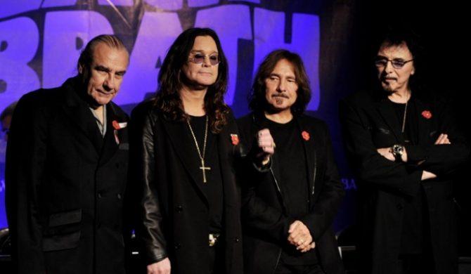 Black Sabbath kończą prace nad nowym albumem