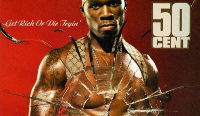 Minęło 10 lat od debiutu 50 Centa