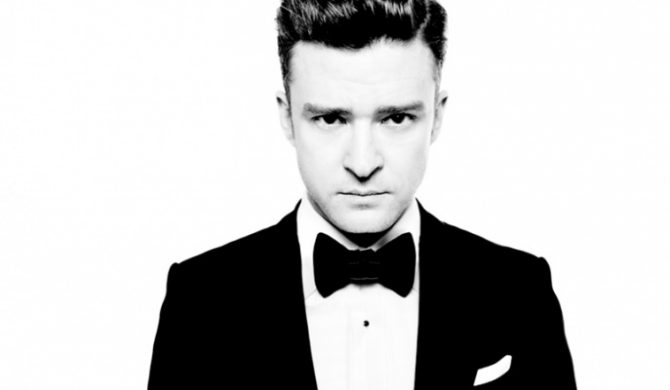 Justin Timberlake ujawnia okładkę i tracklistę albumu