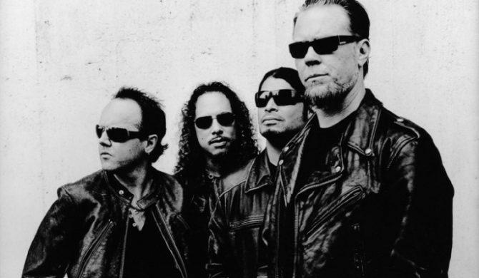 Metallica wykona hymn