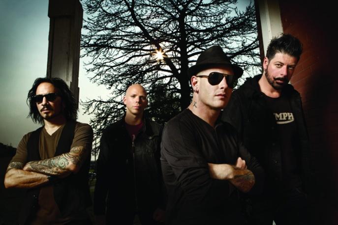Stone Sour zapowiadają nowy album – audio