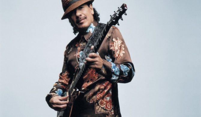 Carlos Santana i Alice Cooper zagrają w Polsce