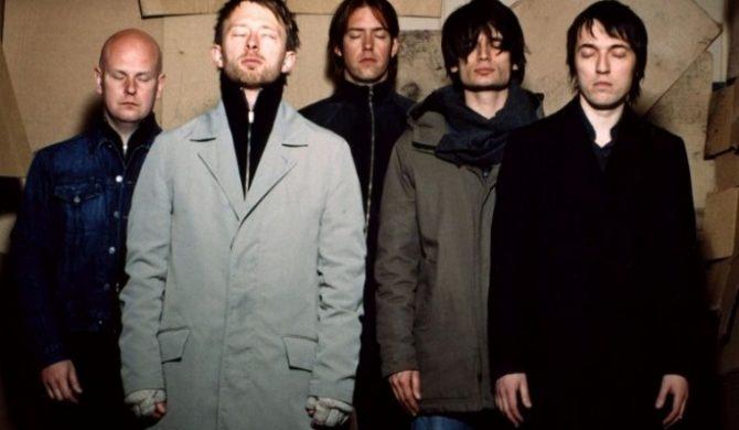 Radiohead wejdą do studia