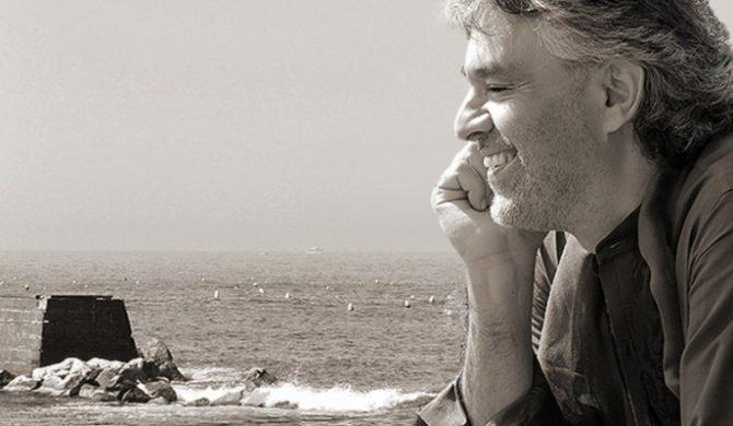 Andrea Bocelli w sobotę