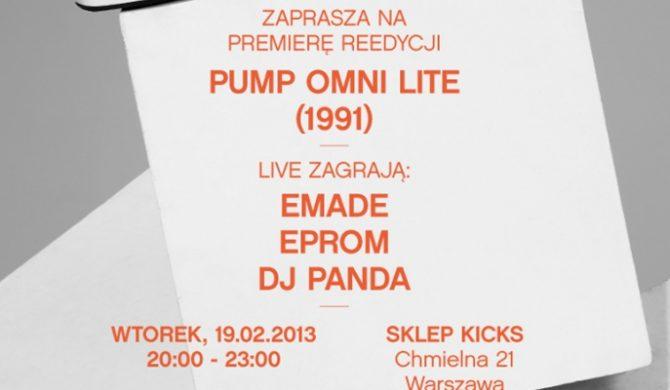 Eprom, Emade i Panda zagrają w Kicksie